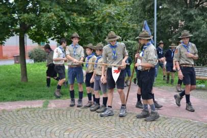 Squadriglia Orsi del Riparto Duca degli Abruzzi.
