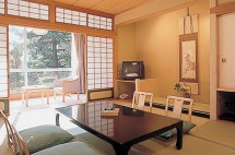 Staying In Japanese Hotel