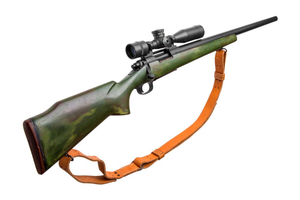2017 M40A1 Rifle Raffle - USMC Scout Sniper Association