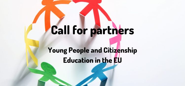 Call for partners KA1 – Young People and Citizenship Education in the EU –