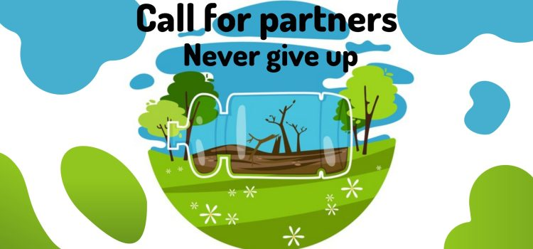 Call for partners KA1 – Never give up –