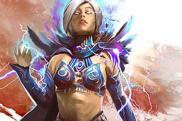Guild Wars 2 Elementalist concept art