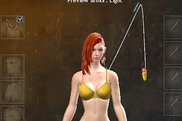 Guild Wars 2 Still Waters Fishing Rod staff weapon