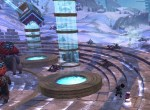 The central Toypocalypse area in Guild Wars 2 Wintersday