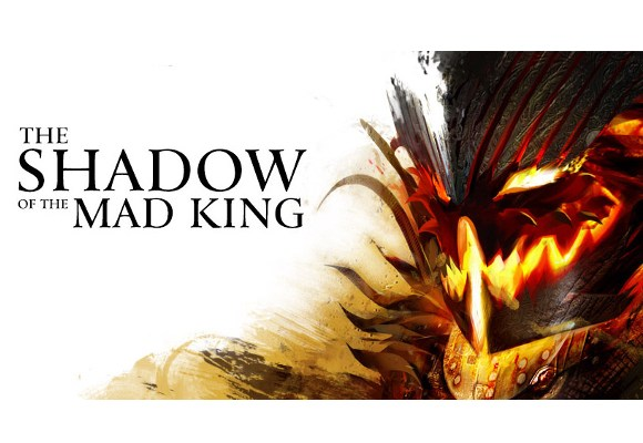 Banner for the Guild Wars 2 Shadow of the Mad King Halloween event