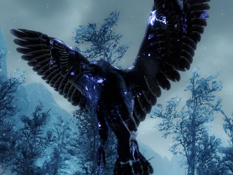 Corrupted Eagle Spirit Guild Wars 2