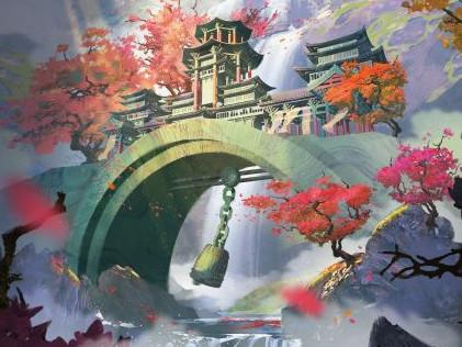 Guild Wars 2 third expansion pack concept art