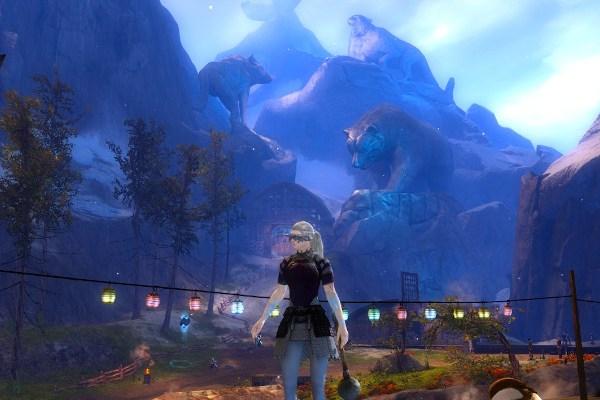Guild Wars 2 leveling a revenant