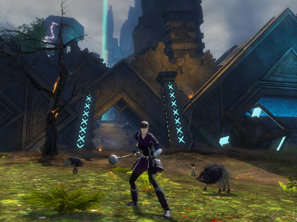 Guild Wars 2 Diary of a Reluctant Revenant