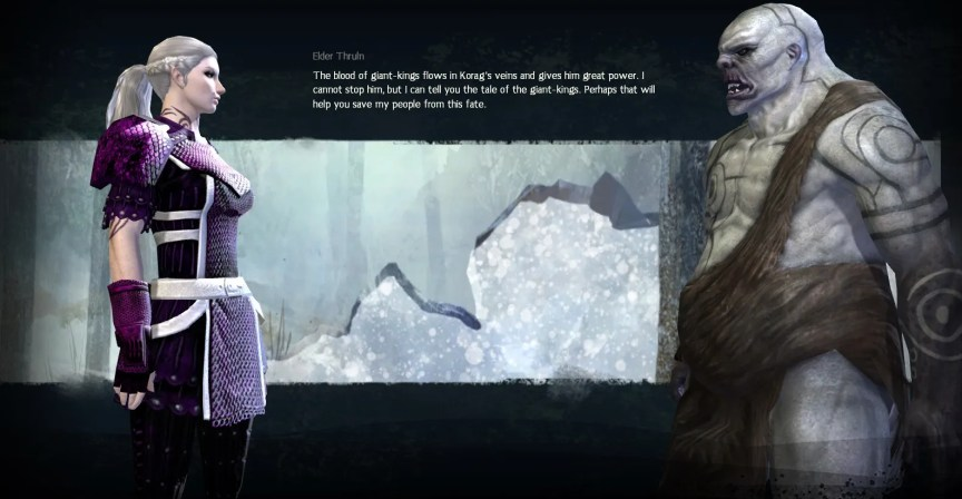 Personal story Guild Wars 2