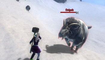 stealing dolyak calf guild wars 2