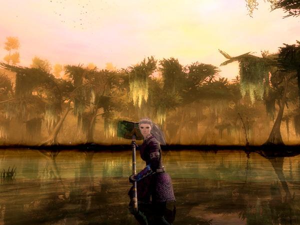 Godslost Swamp Queensland Guild Wars 2