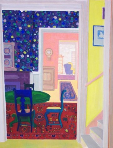 From the Dining Room