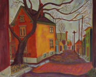 Purdy Alley