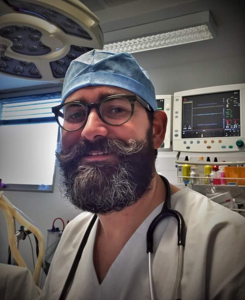 Docteur Médecin Anesthésiste Réanimateur