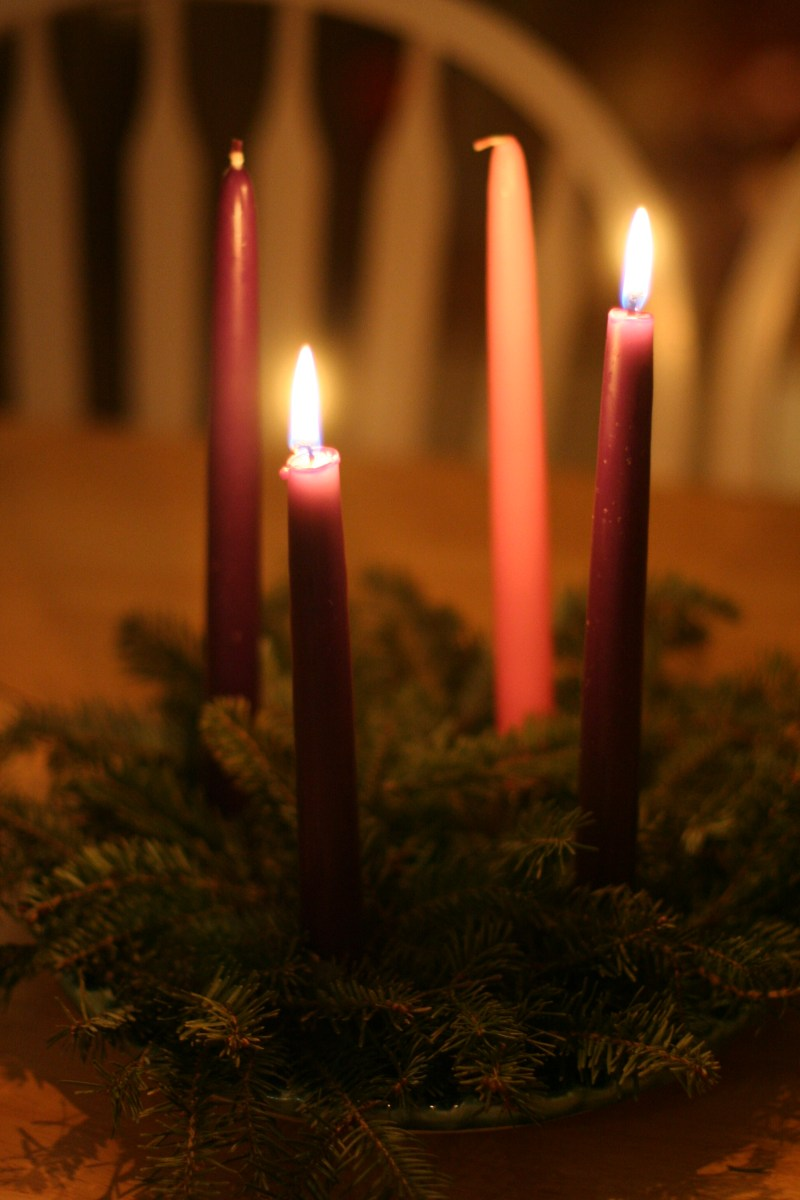 2nd Sunday In Advent Isaiah 11 1-10; Psalm 72 1-2 7-8