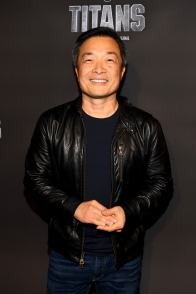 NEW YORK, NY - OCTOBER 03: Chief Creative Officer and Publisher for DC, Jim Lee attends DC UNIVERSE's Titans World Premiere on October 3, 2018 in New York City. (Photo by Dave Kotinsky/Getty Images for DC UNIVERSE)