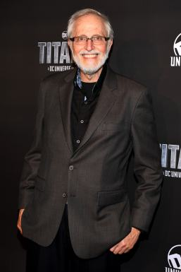 NEW YORK, NY - OCTOBER 03: Titans Writer Marv Wolfman attends DC UNIVERSE's Titans World Premiere on October 3, 2018 in New York City. (Photo by Dave Kotinsky/Getty Images for DC UNIVERSE)