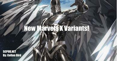 New Marvels X Variants!
