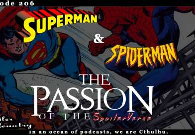 Superman and Spider-Man: The Passion of the SpoilerVerse