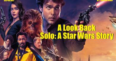 A Look Back 'Solo: A Star Wars Story'