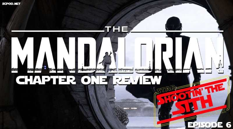 The Mandalorian: Chapter 1 Review