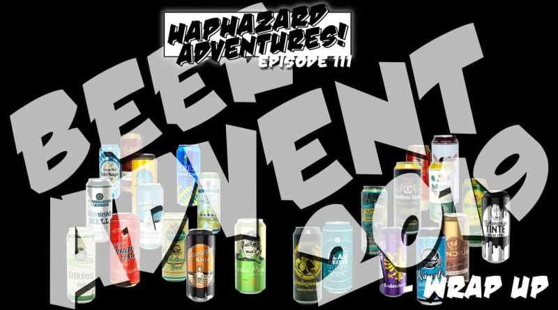 Beer Advent 2019 Wrap Up