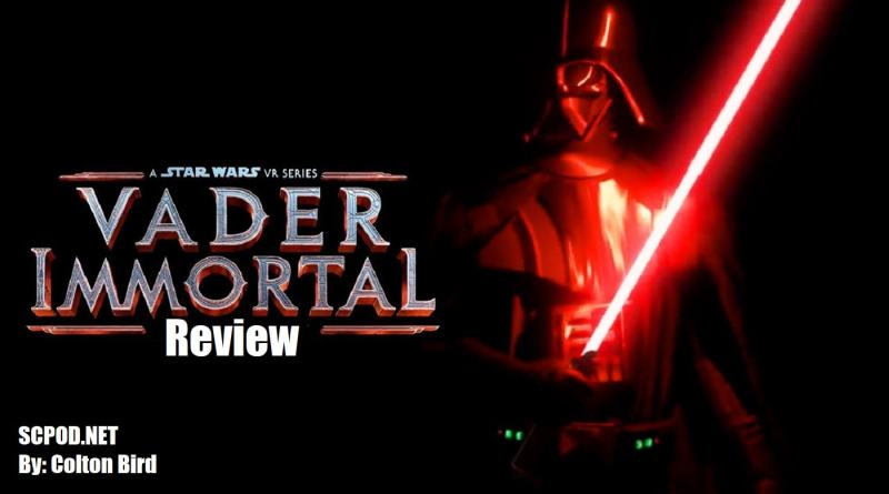 Vader Immortal Episode 1-3 Review