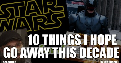 10 Things I Hope Go Away In This Decade