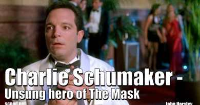 Charlie Schumaker – Unsung hero of The Mask
