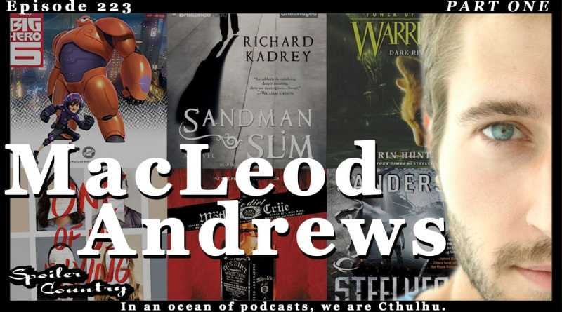 MacLeod Andrews – Audiobook Narrator Part One