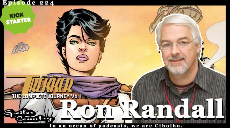 Ron Randall – Trekker The Complete Journey Vol. 1