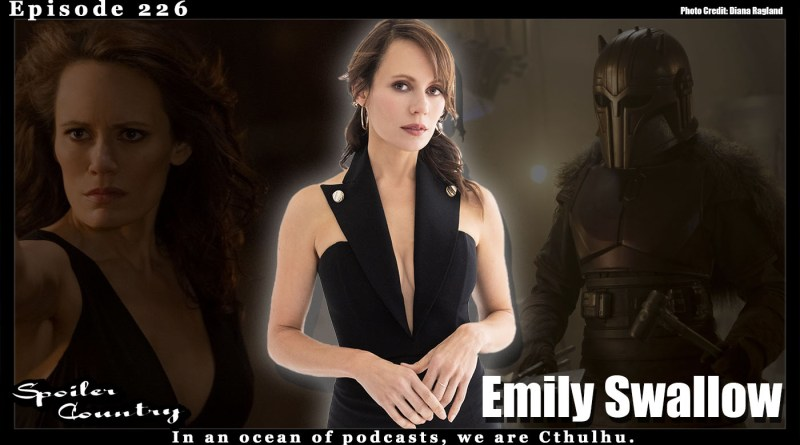 Emily Swallow – The Mandalorian's Armorer
