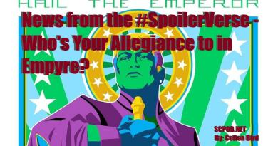 News from the #SpoilerVerse – Who's Your Allegiance to in Empyre?