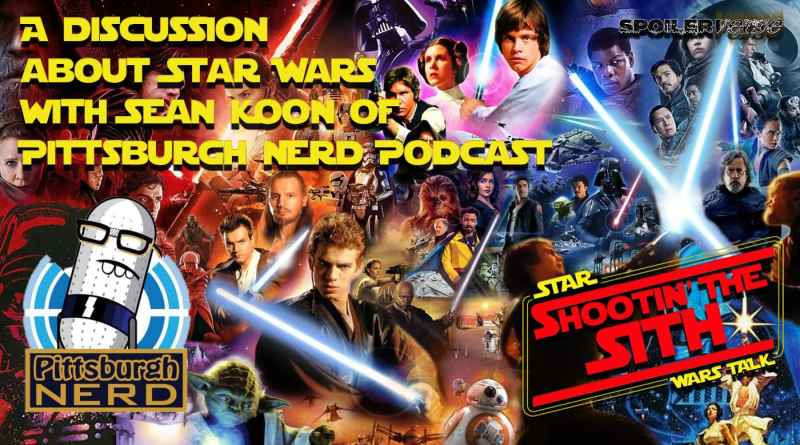 A Discussion with Sean Koon of Pittsburgh Nerd Podcast