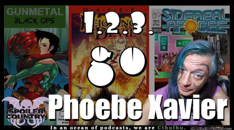 Phoebe Xavier – 123 Go Publications!