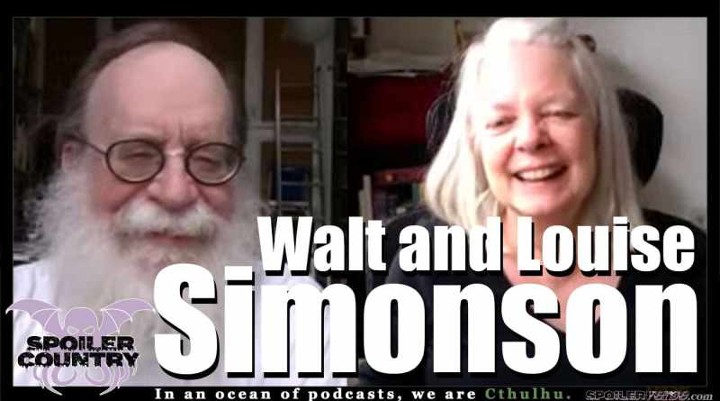Walt & Louise Simonson talk Thor, X-Men, Power Pack, Superman and Magik!