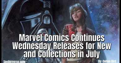 Marvel Comics Continues Wednesday Releases for New Comics and Collections in July