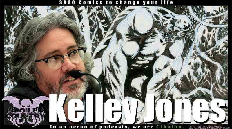 Kelley Jones – 300 Comics to Change Your Life
