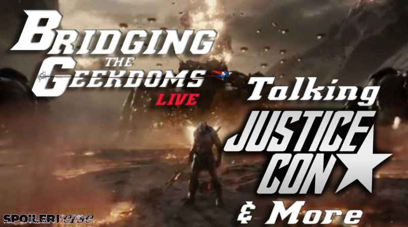 LIVE: July 28, 2020 Talking Justice Con and More
