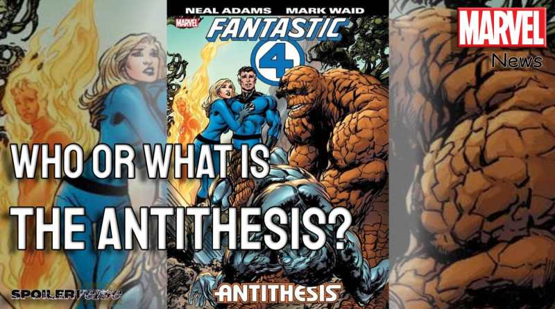 Who or What is the Antithesis?