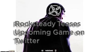 Rocksteady Studio Teases a Suicide Squad Game