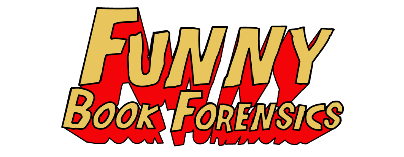 Funny Book Forensics Episode 249