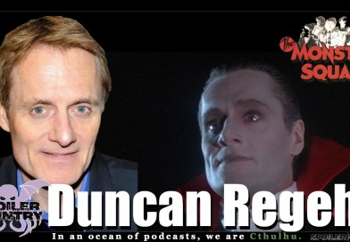 Duncan Regehr – Count Dracula from the Monster Squad!