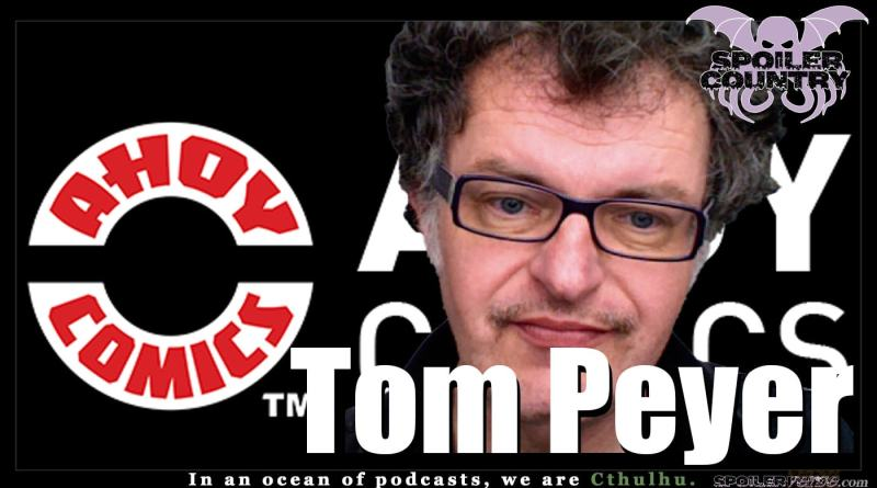 Tom Peyer – Ahoy Comics is here to Kick ass!