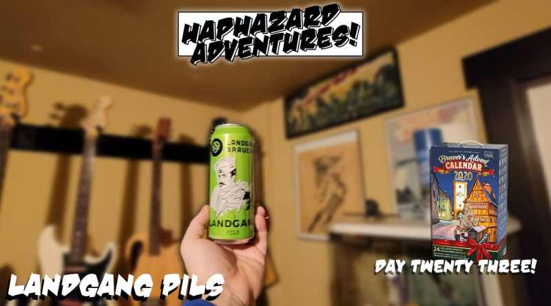 BAC2020 Day 23 – Landgang Pils