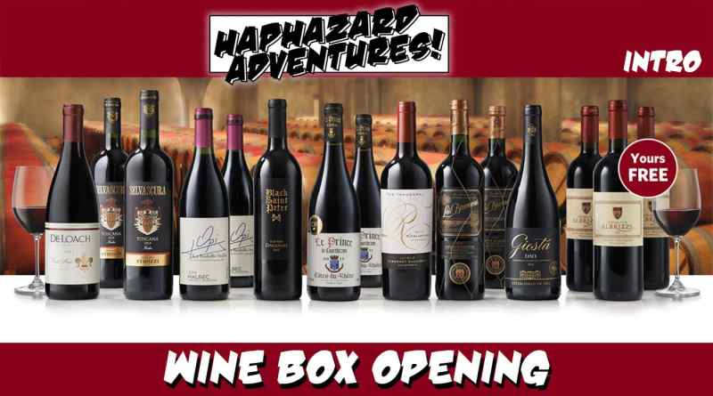Wine Box Opening – Intro to what we are doing!
