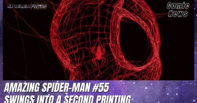 AMAZING SPIDER-MAN #55 SWINGS INTO A SECOND PRINTING
