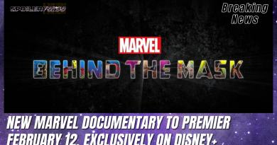 'MARVEL'S BEHIND THE MASK' DOCUMENTARY COMING TO DISNEY+