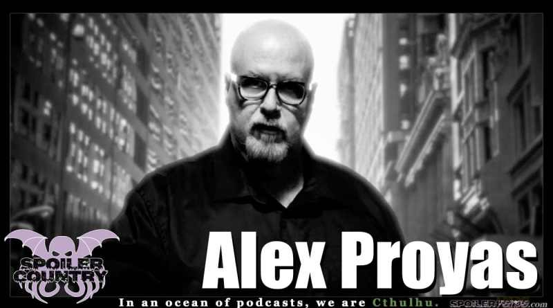 Alex Proyas – The Crow! Dark City! Gods of Egypt!